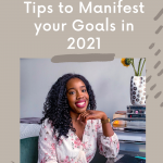 How to manifest your goals