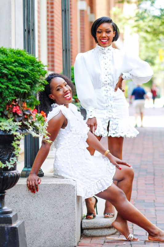 All White Outfit Ideas for Diner en Blanc Under $100