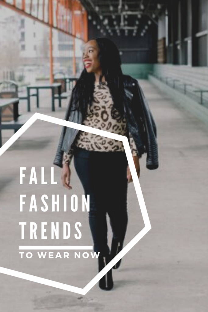Fall 2019 Outfit Trends