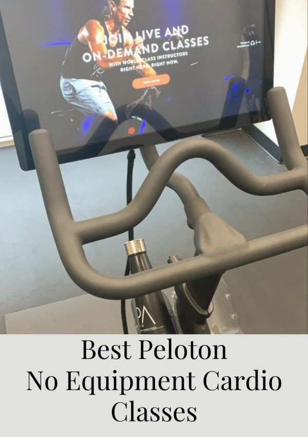 Peloton at home workout
