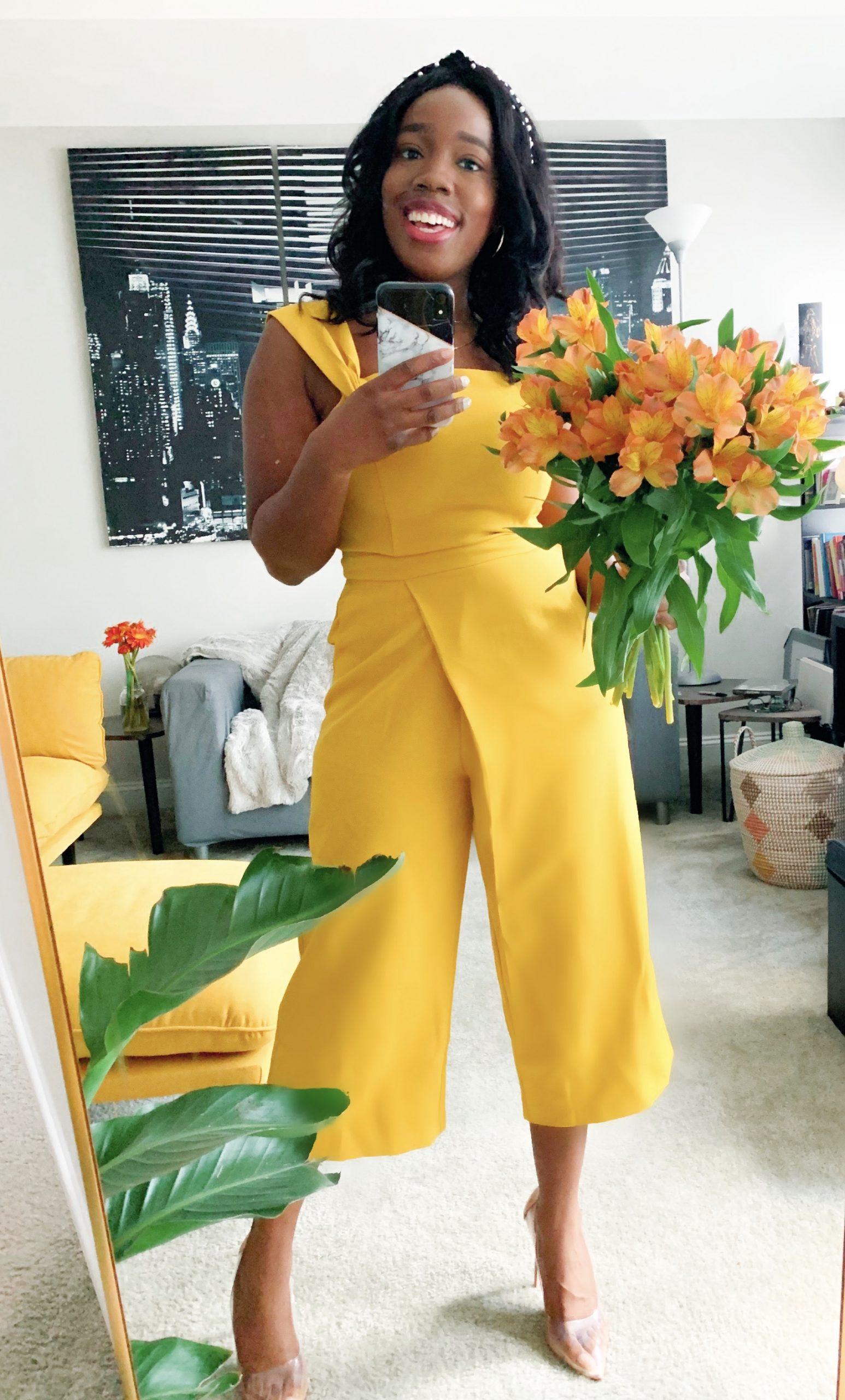 Fall Marigold Fashion Trend