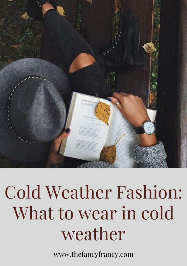 5 Cold Weather Fashion Trends to Shop Now