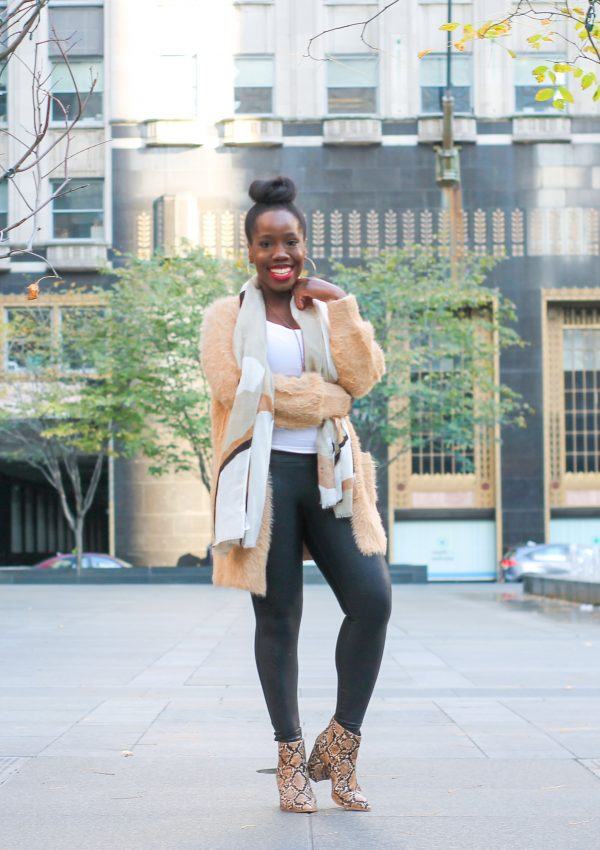 How to Style a Tan Coat