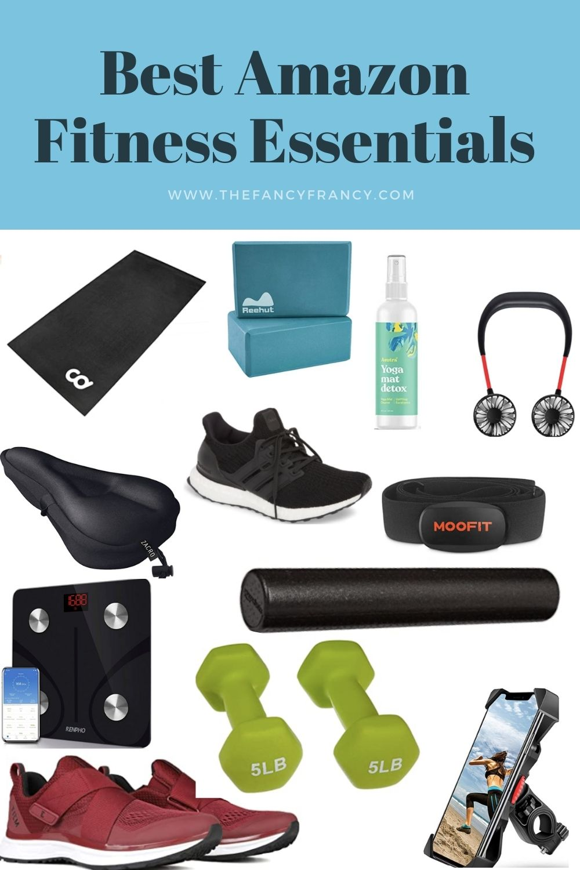 Amazon Home Fitness Essentials