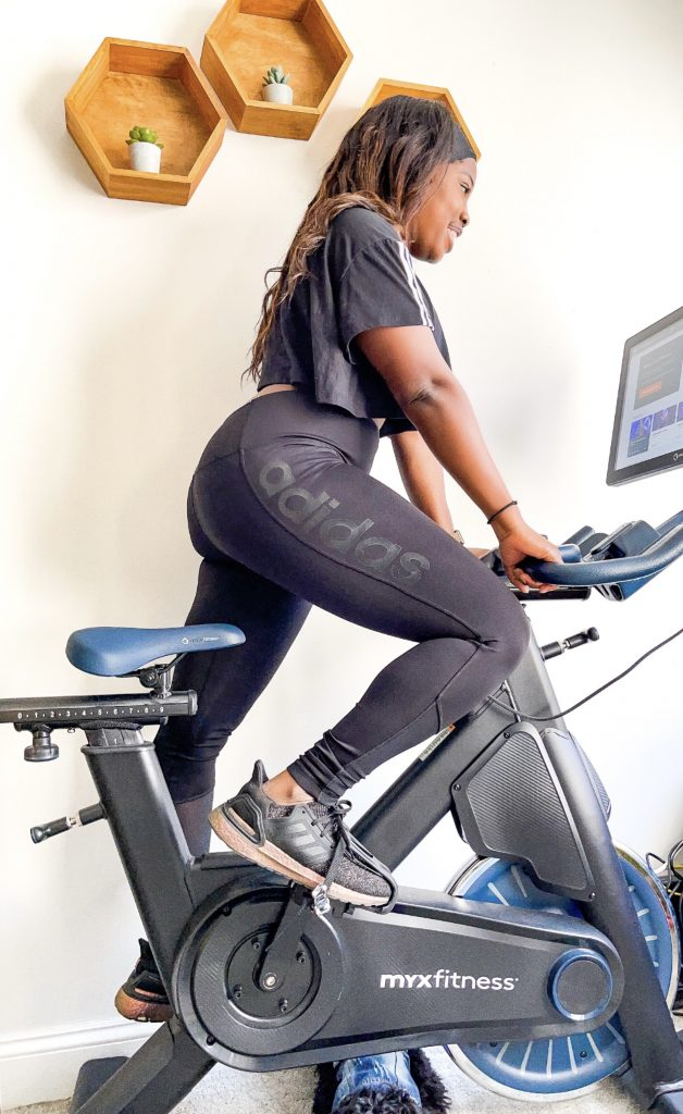 Full body spin workout
