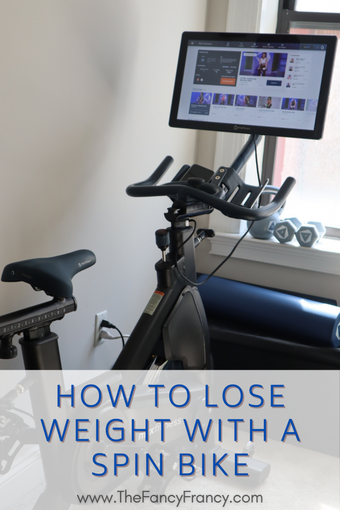 Spinning for weight loss