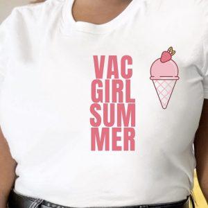 Vac Girl Summer Tee