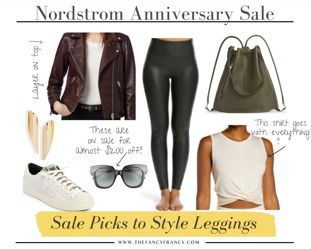 How to Style #NSALE Finds