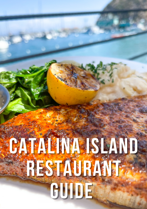 Catalina Island Restaurant Guide | Where to Eat in Avalon