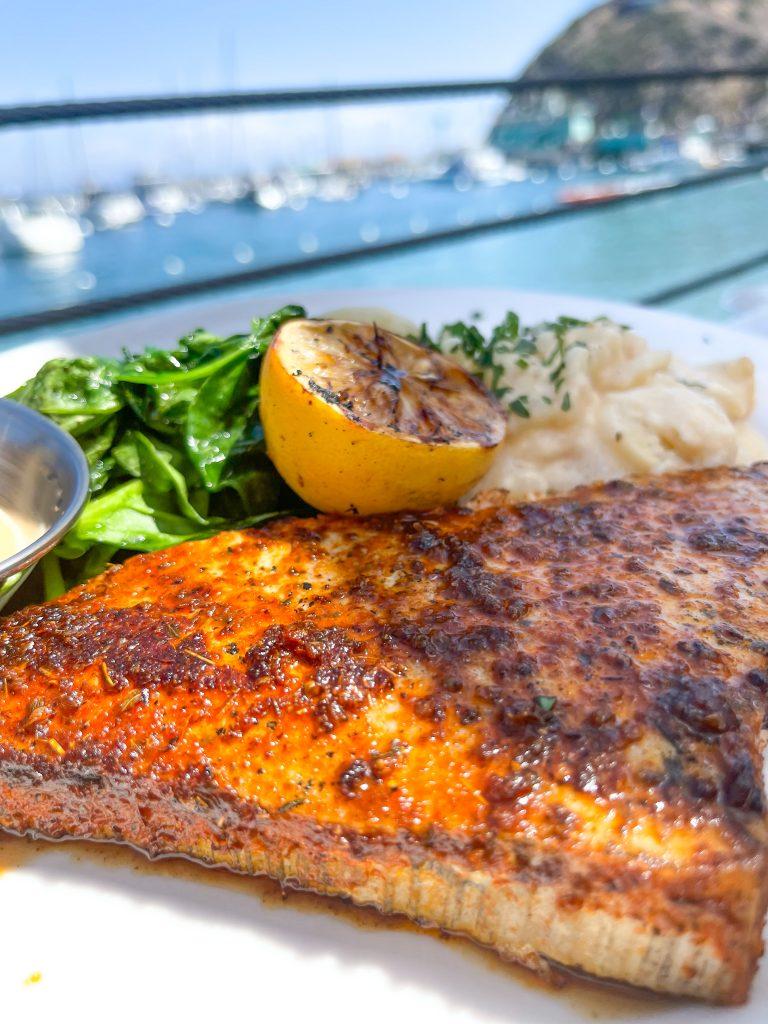 Catalina Island Food