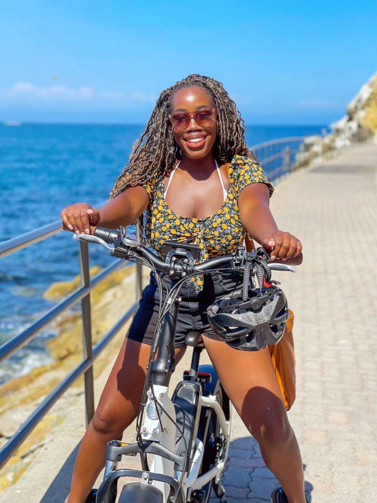 Catalina Island Electric Bike Tour